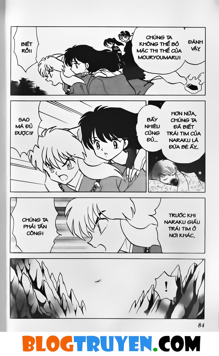 Inuyasha vol 36.5 trang 9