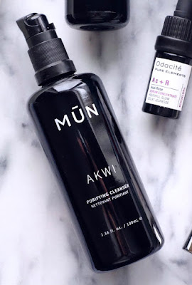 MŪN's Akwi Purifying Cleanser
