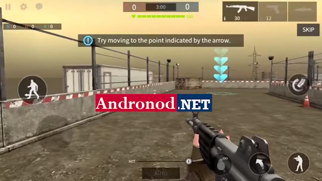 Point Blank Strike v1.0.4 Apk Release Full Android