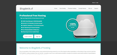 BlogdetikCF Free Hosting Review