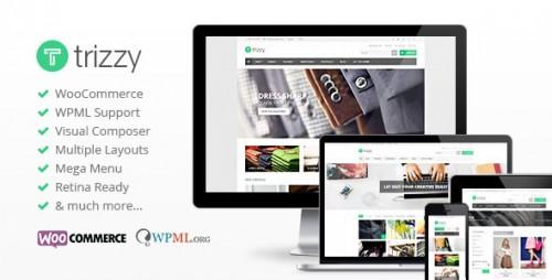 Trizzy v1.7.4 – Multi-Purpose WooCommerce WordPress Theme