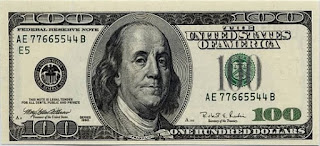 100 Dolar Fotoğrafı