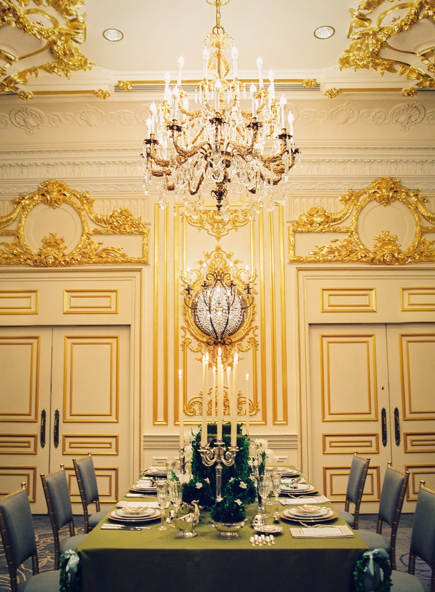 Lifestyle, Christofle and the St Regis
