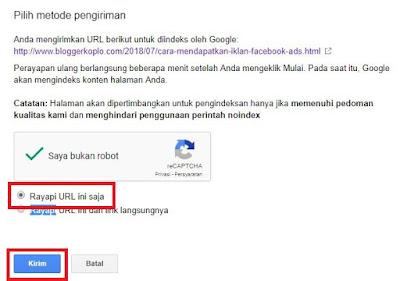 3 Hal Yang Harus Dilakukan Setelah Posting Agar Artikel Cepat Terindex Google