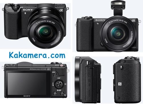 Harga Kamera Sony A5100