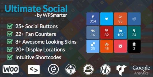 Free WordPress Social Media Plugins 2017