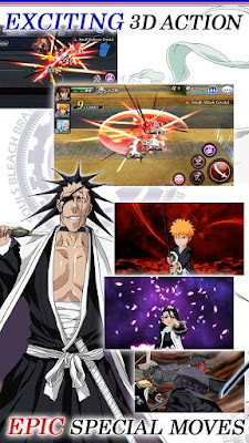Bleach Brave Souls 2.0.3 game for Android