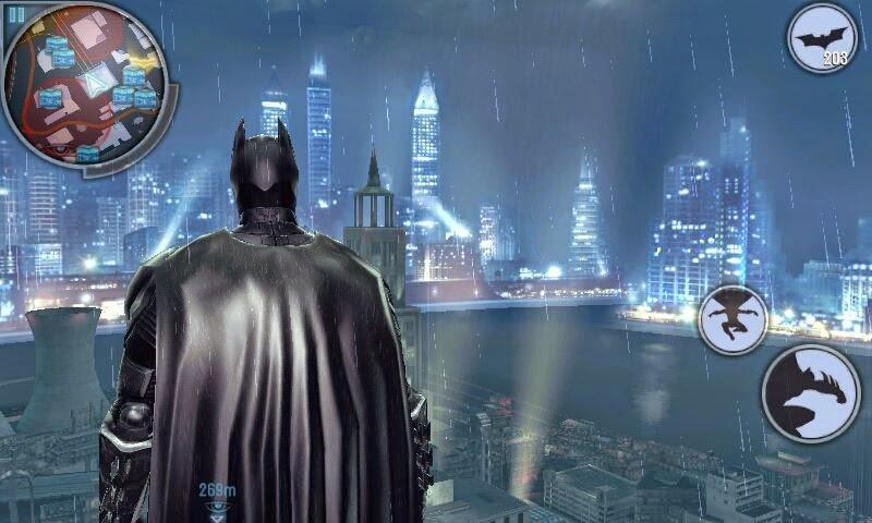 Batman The Dark Knight Rises v ANDROID Torrent