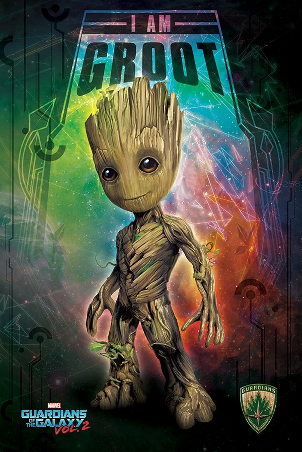Ґрут Guardians of the Galaxy Vol. 2