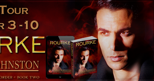 BEWITCHING TOURS **REVIEW & GIVEAWAY**: Rourke By Marie Johnston: