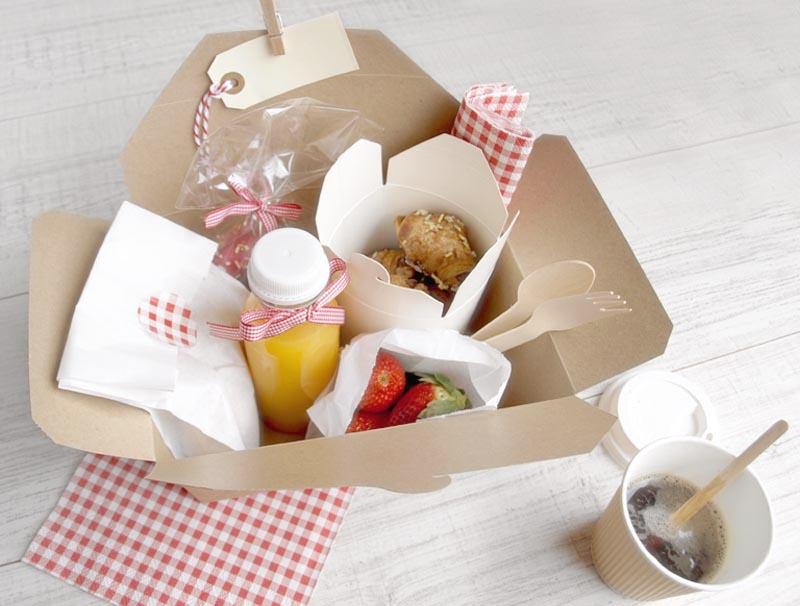 Blog cocott - Preparar desayuno romantico ...