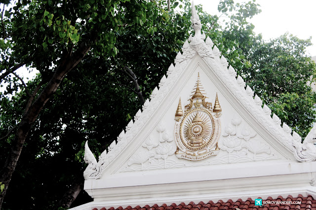 bowdywanders.com Singapore Travel Blog Philippines Photo :: Thailand :: Thailand Temple For You To Visit Before Anything Else: Wat Pathum Wanaram
