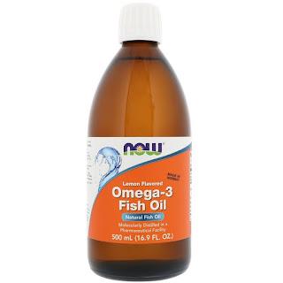 افضل انواع شراب اوميغا ٣ اي هيرب ناو فودز