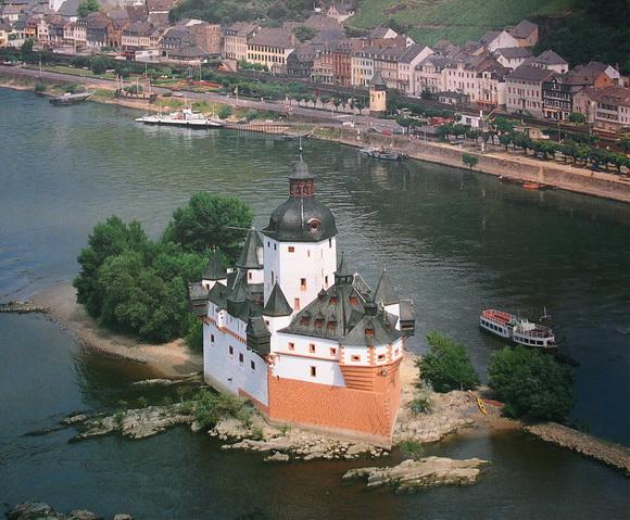 Pfalz Island, Germany