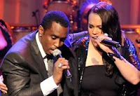 Puff Daddy dan Faith Evans