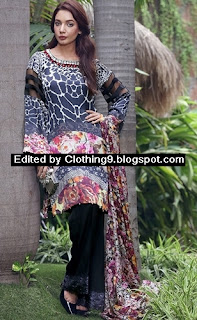 Saadia Asad Festive Luxury Mid Summer Silk
