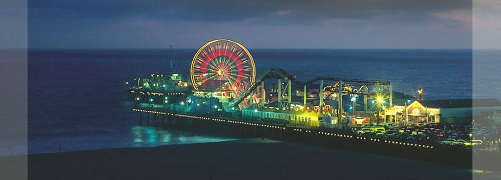 Santa Monica Beach Activities The Best Beaches In World