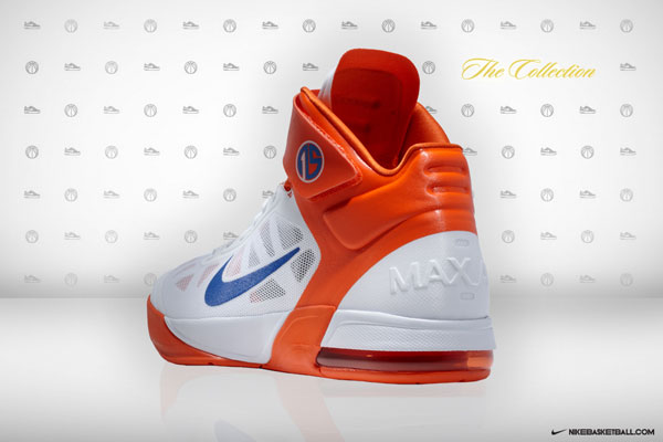 "206251464d1 Heres the Nike Air Max Fly By – Amare Stoudemire ""Home"" Player Exclusive  sneaker which he probably will never wear cause he wears Nike Zoom  Huarache s."