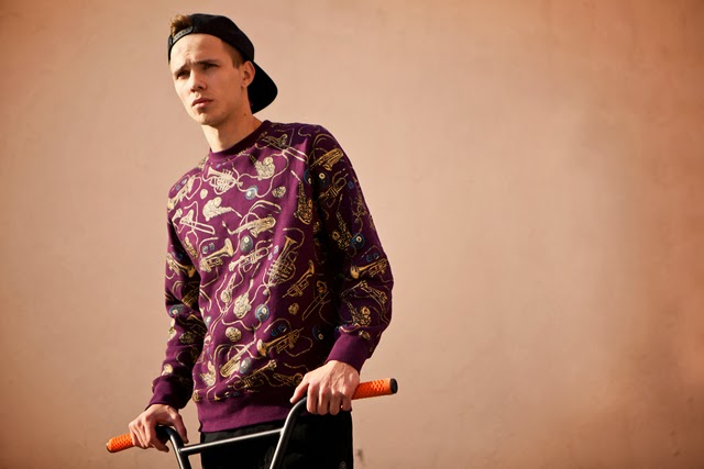 Stussy, Fall Winter 2013 Collection • Guy Overboard | Body