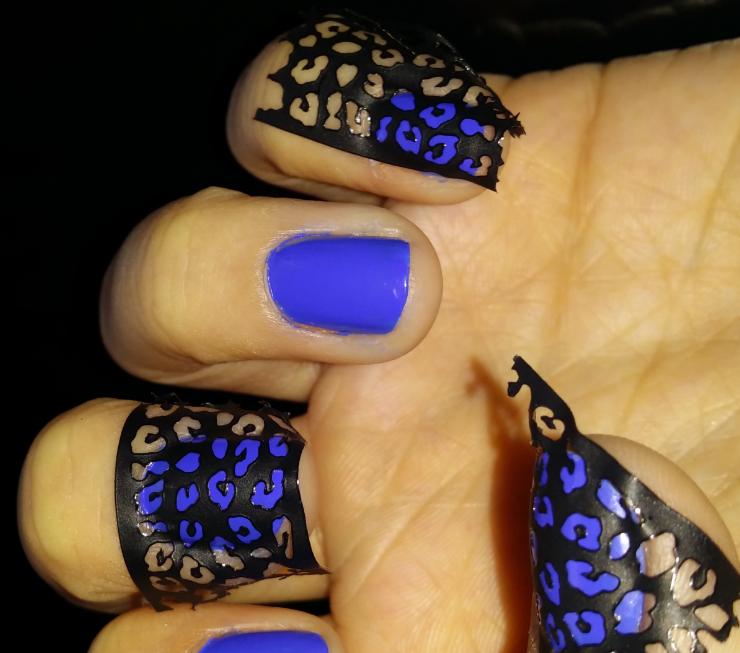 Mon Blog Make-up: Réaliser Un Joli Nail Art Simple Et