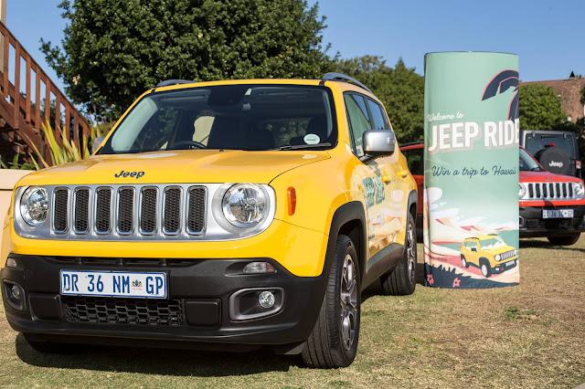 Filipe Toledo - Jeep Renegade