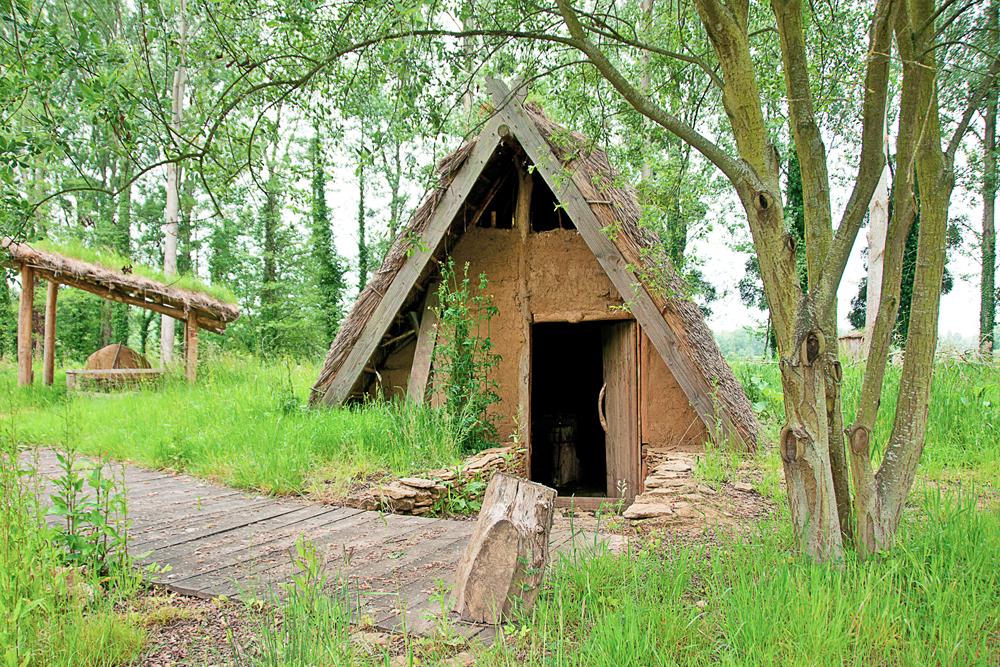 Maison viking à Hérouville saint clair près de Caen