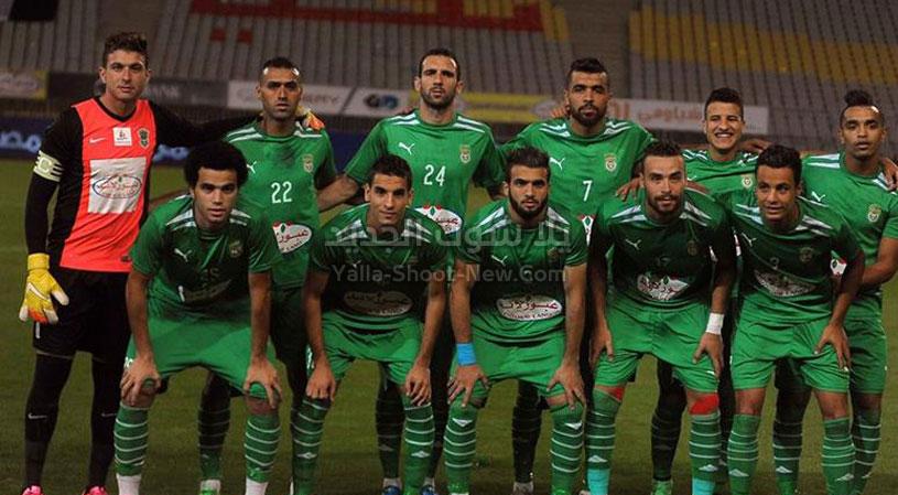التعادل الاجابي يحسم مواجهة الجولة 13 من الدوري المصري بين الاتحاد السكندري وبيراميدز
