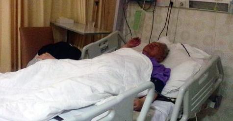 Ketua MUI dan NU Ini Sedang Dirawat Di Rumah Sakit Otak, Mohon Doanya Agar Diberi Kesembuhan