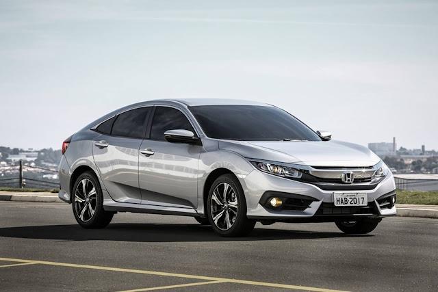 Novo Honda Civic 2017 - EXL