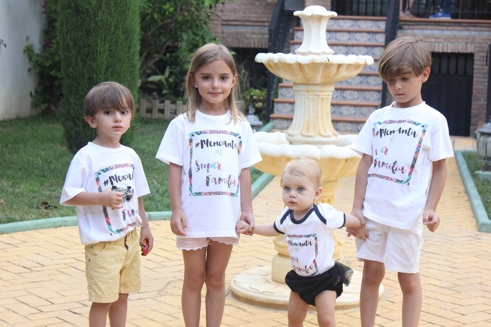 trastadas niños familia numerosa dinosauriadas