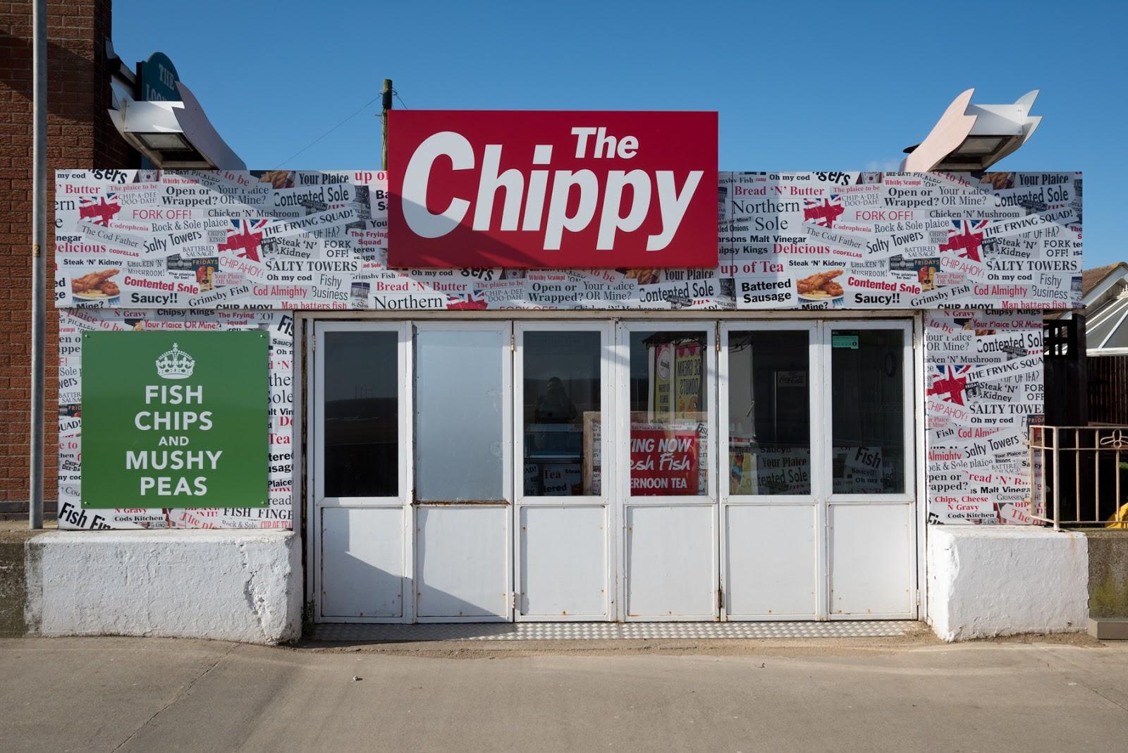Seathorpe Fish and Chip shop