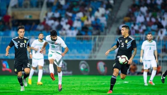 argentina 4 irak 0 - amistoso internacional - imagenes seleccion argentina de futbol
