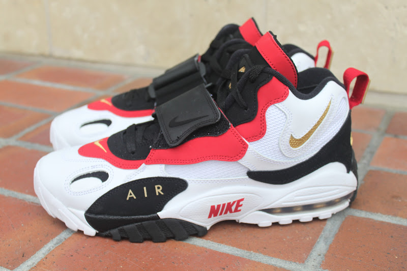 Kick City Nike Air Speed Turf Quot 49ers Quot