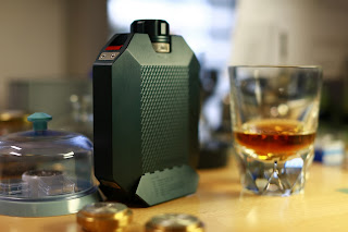 Flasque à Whisky Urwerk & The Macallan The Flask