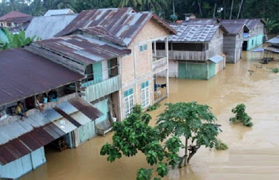 Banjir Sumatera Bangka