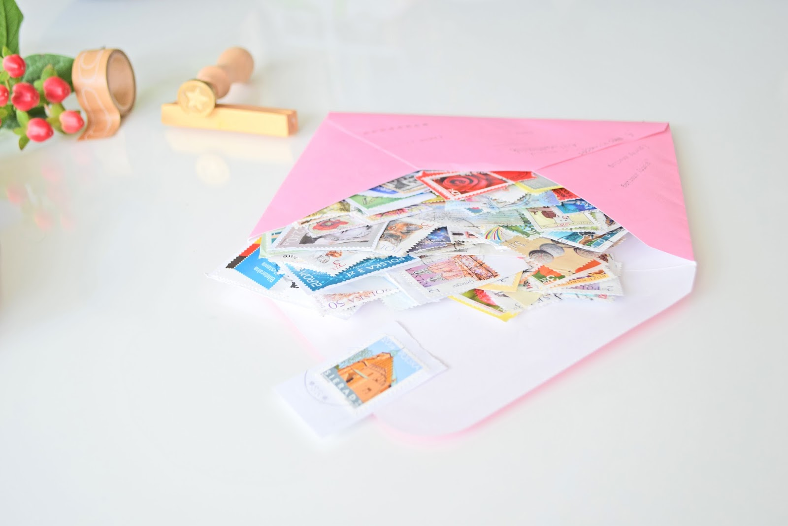 How to use stamps?