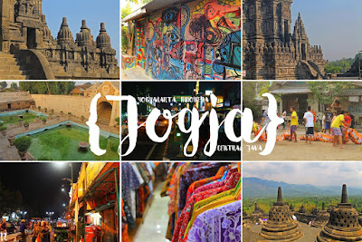 Yogyakarta Destinasi Wisata Halal