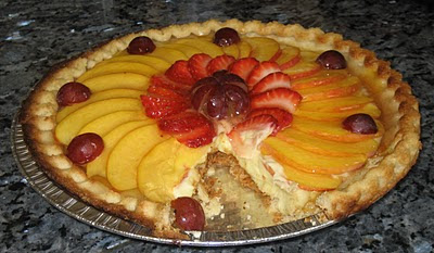 Golden Door Fruit Cake Recipe