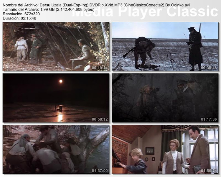 Dersu Uzala | 1975 | The Black Swan
