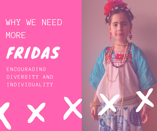Why we need more Fridas - encouraging diversity and individuality