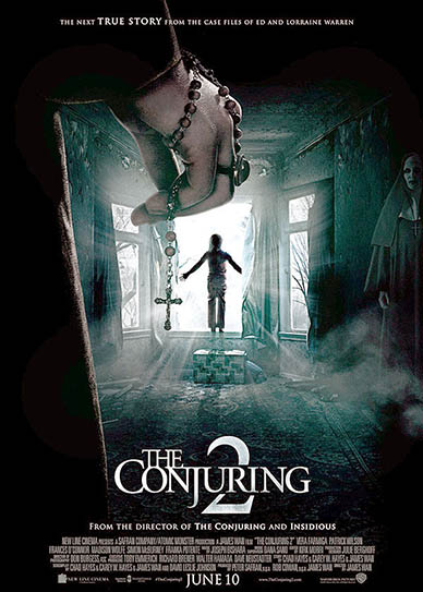 The Conjuring 2 2016 Dual Audio Hindi Full HD Movie BluRay||480p||720p