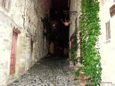 Billom, le quartier médiéval