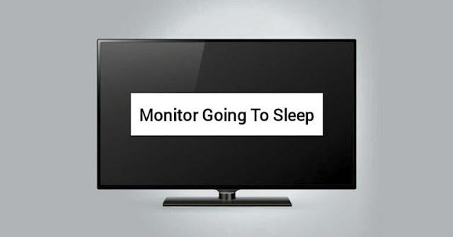 Cara Jitu Mengatasi Monitor Going To Sleep di PC