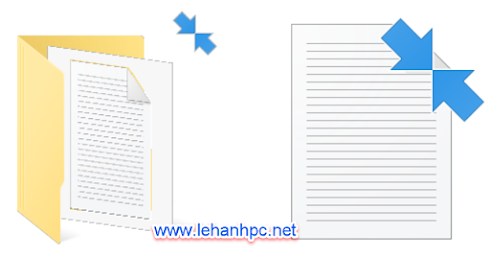 Cách bỏ hai dấu mũi tên màu xanh trên Windows 10
