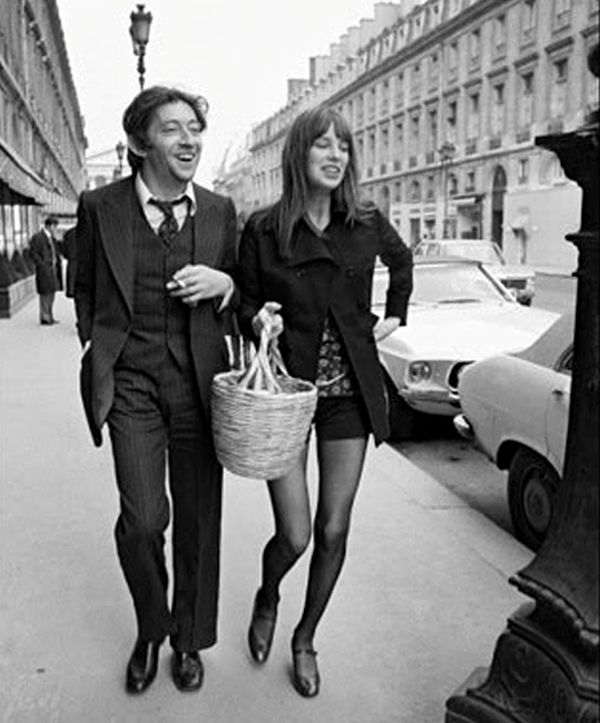 Style inspiration : Jane Birkin on Cool Chic Style Fashion
