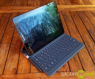 Samsung Galaxy Tab S4 ready to be unveiled alongside new Book Cover Keyboard