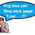 3 Kesalahan Pemula yang Membuat Blog Gagal Total, Dunia Blogging