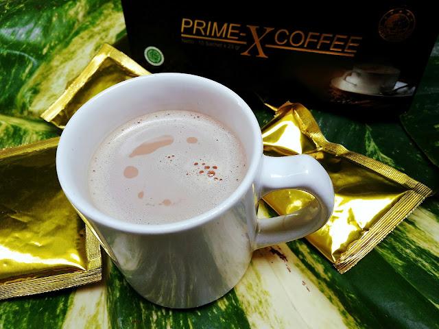 Kopi Prime X