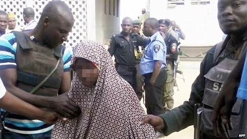 BREAKING News: Four Boko Haram Girls On a Suicide Mission Killed Near Maiduguri