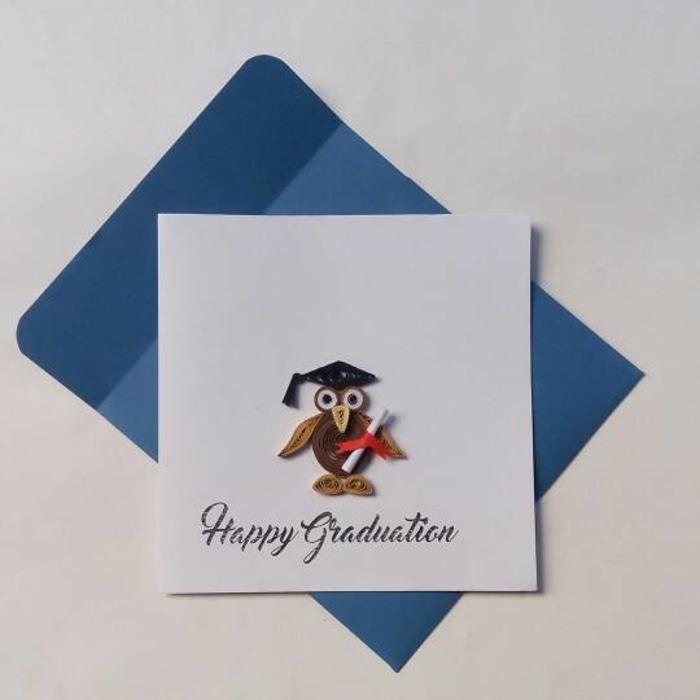 Desain Kartu Ucapan Graduation - Nusagates